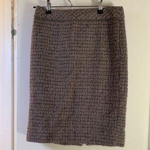 J. Crew Size 2 Wool Skirt